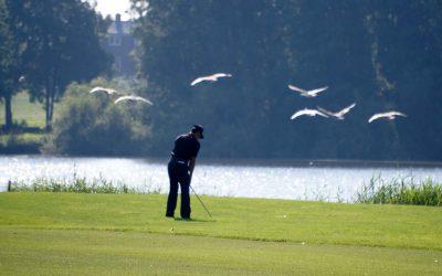Golfbaan 11 mei open