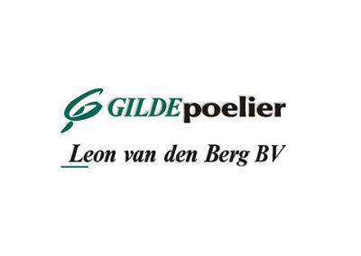 Gildepoelier Leon van den Berg