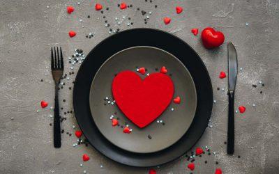 Valentijnsdiner voor thuis